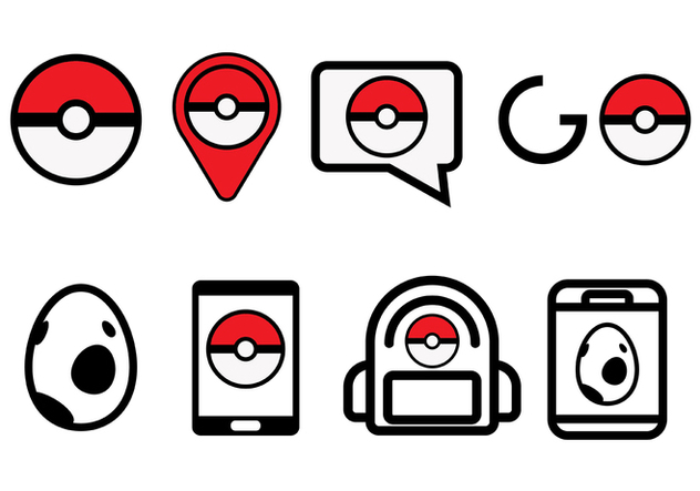 632x443 Pokemon Vector Free Vector Download 380327 Cannypic
