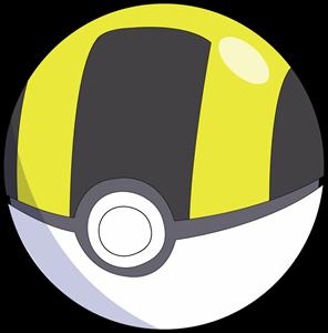 296x300 Ultraball Pokemon Logo Vector (.ai) Free Download