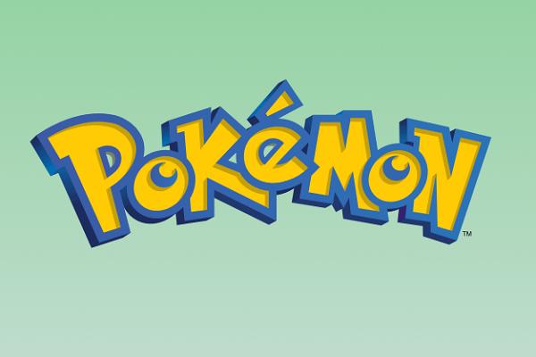 600x400 Pokemon Vector Logo