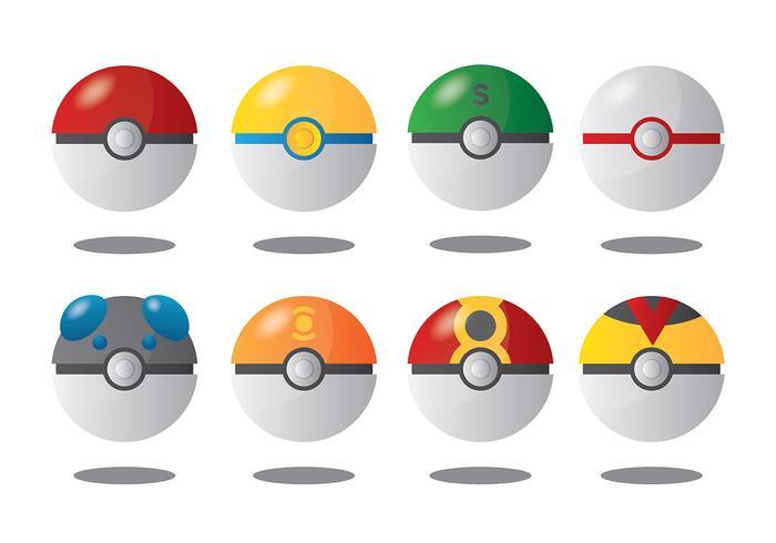 700x490 Free Pokemon Icons Vector