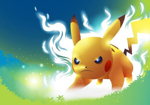 632x443 Pokemon Fight Pose Vector Free Vector Download 425323 Cannypic
