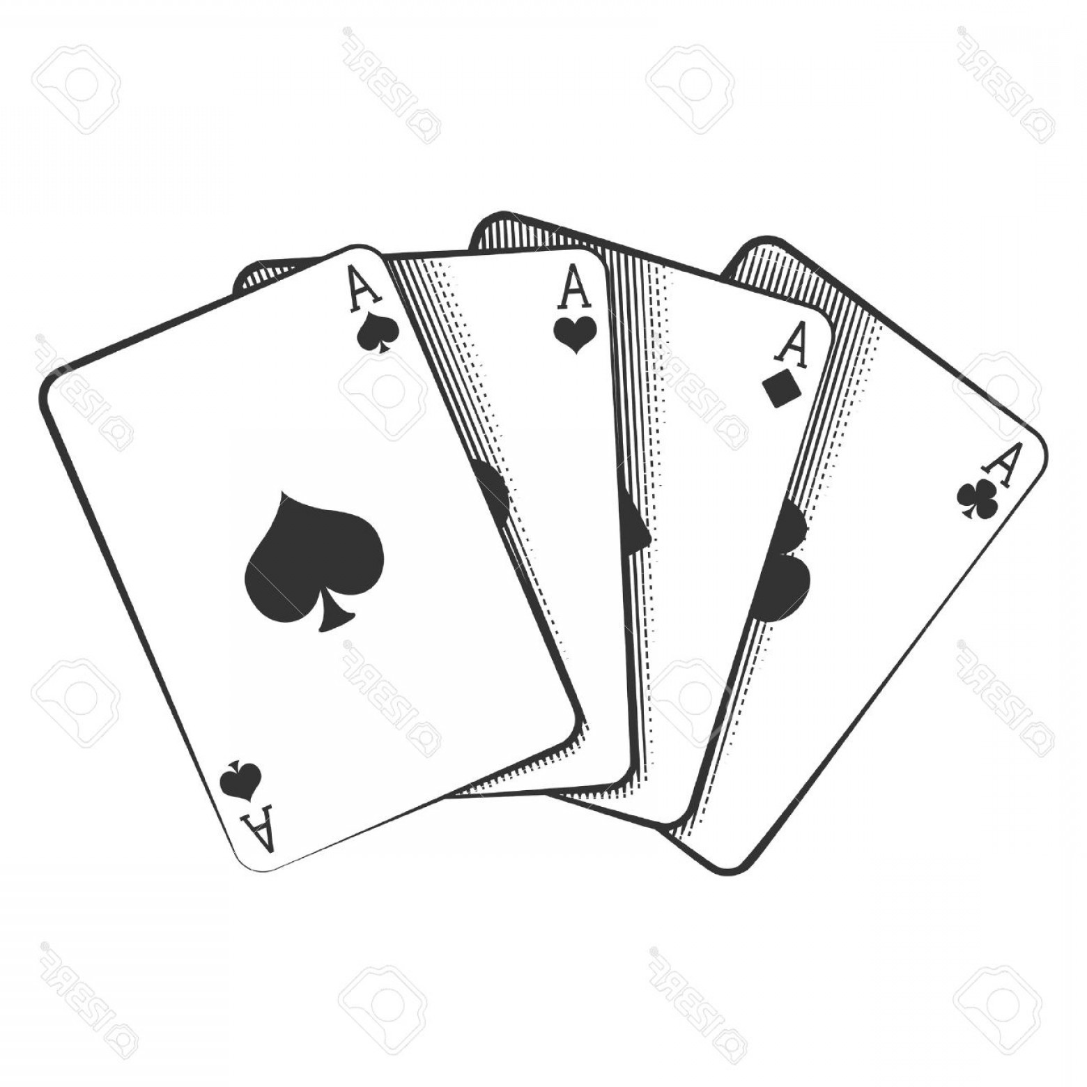 Poker Cards Vector At Getdrawings Free Download