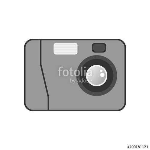 500x500 Polaroid Camera Vector Stock Image And Royalty Free Vector Files