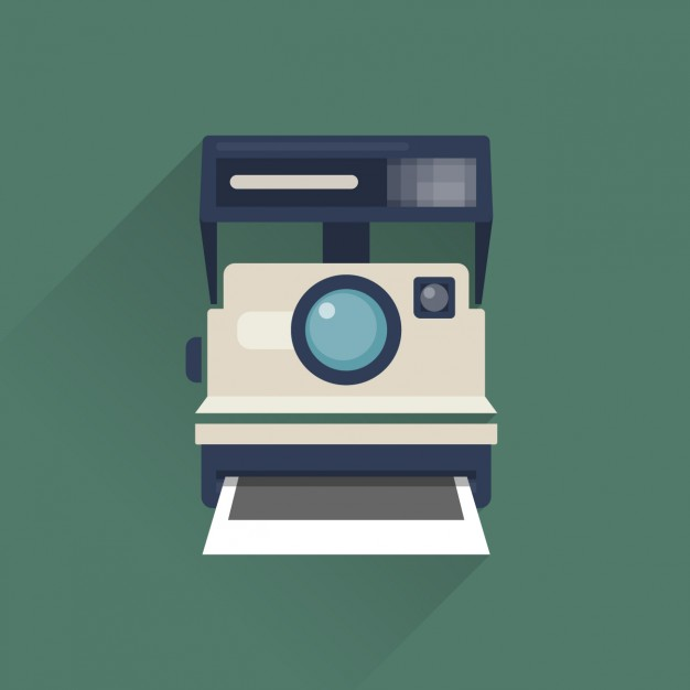626x626 Polaroid Instant Camera Vectors, Photos And Psd Files Free Download