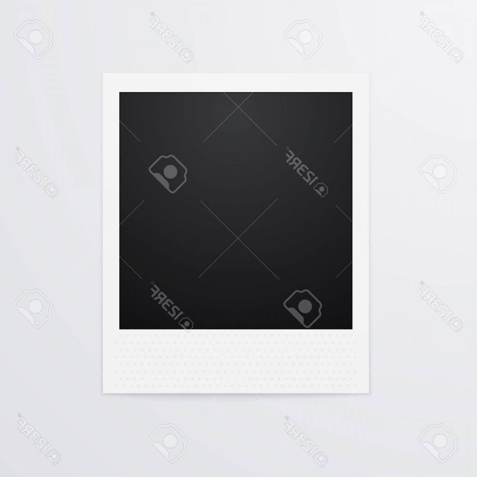 1560x1560 Polaroid Vector Template Arenawp