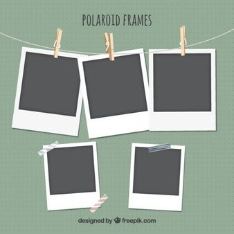 338x338 Polaroid Vectors, Photos And Psd Files Free Download Images In