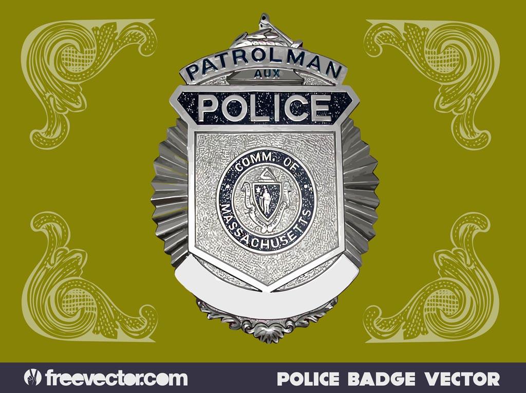 1024x765 Police Badge Graphics Vector Art Amp Graphics
