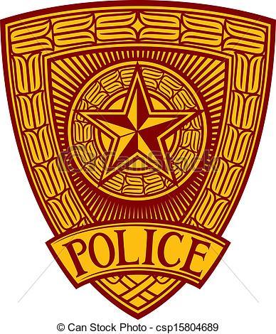388x470 Police Badge.