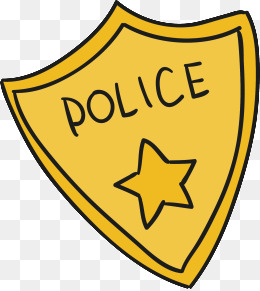 260x291 Police Badge Vector Png, Vectors, Psd, And Clipart For Free