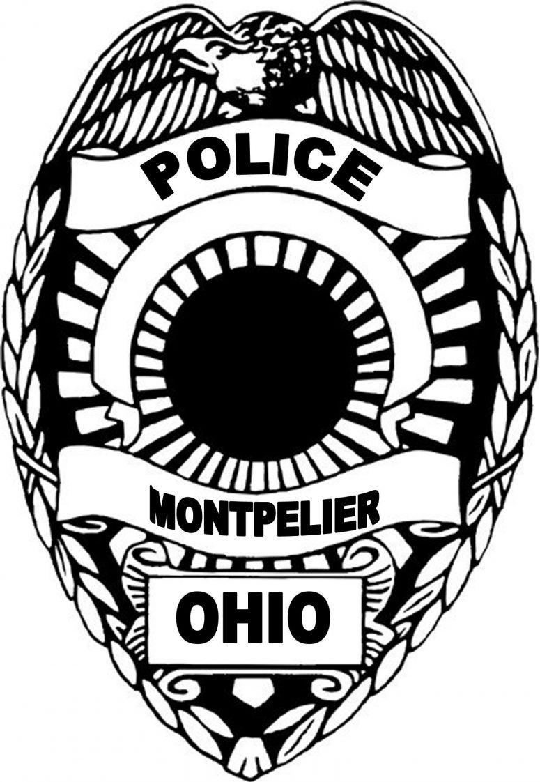 775x1122 Police Line Flag Clipart Police Badge