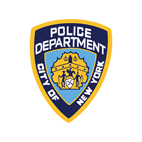 280x280 New York Police Department Logo Vector Free Download