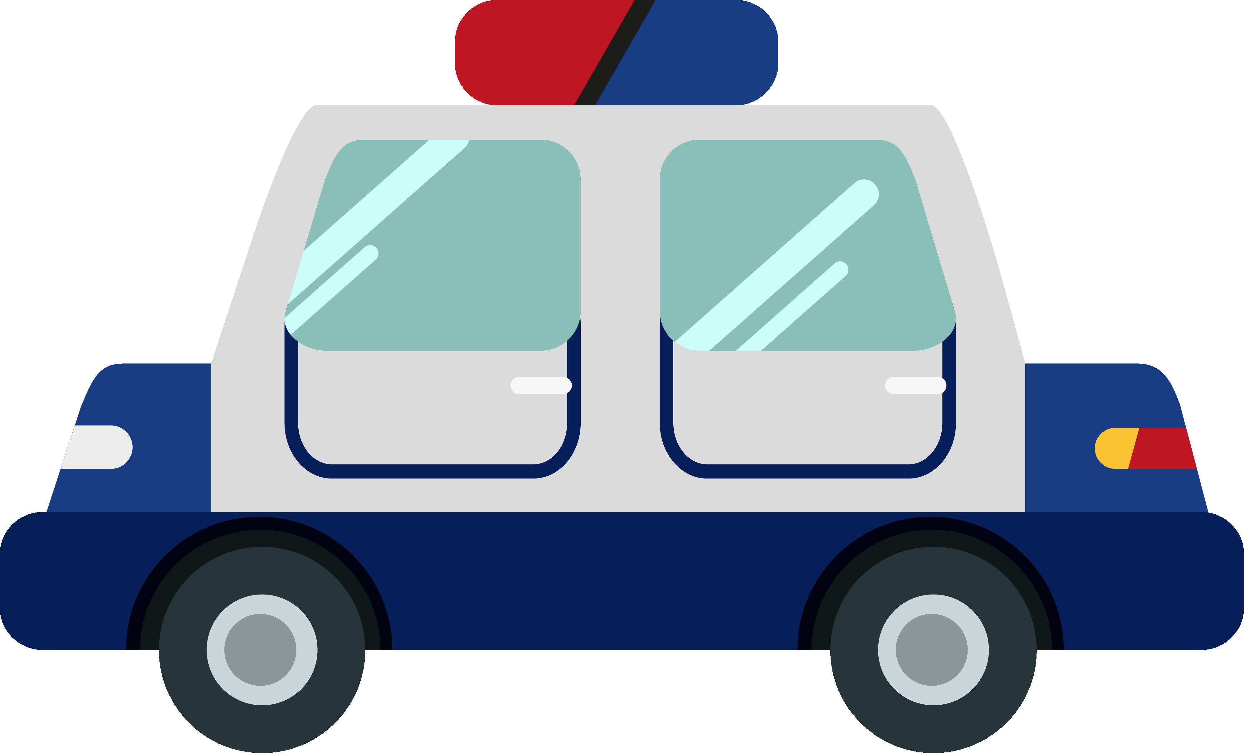 3987x2414 Police Car