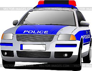 300x230 Police Car