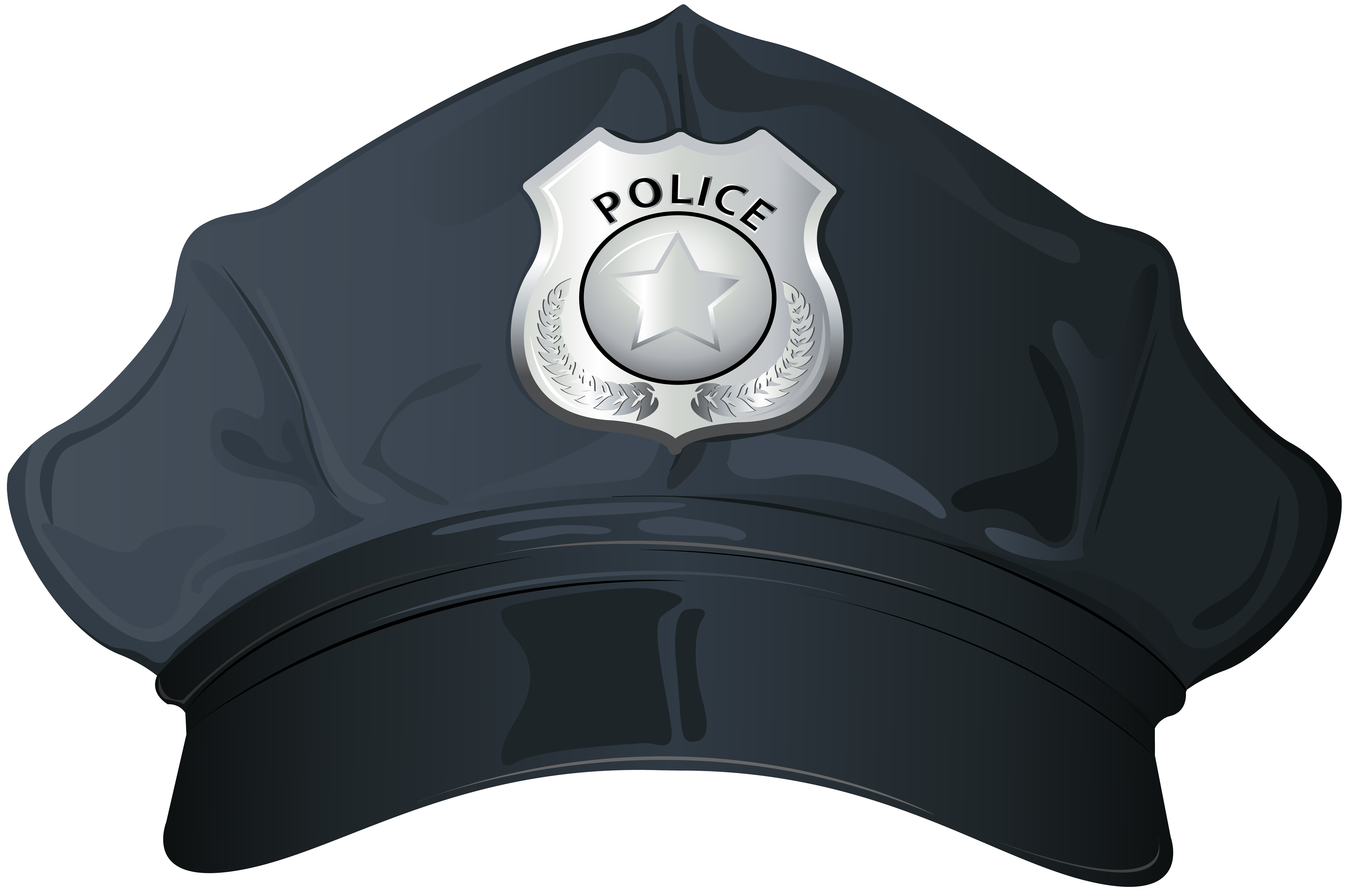8000x5313 19 Police Hat Clip Huge Freebie! Download For Powerpoint