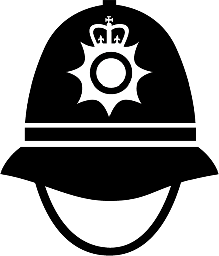 436x509 Collection Of Free Vector Hat Policeman. Download On Ubisafe