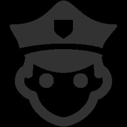 256x256 Police Icon Download Windows 8 Vector Icons Iconspedia