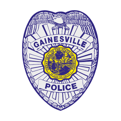 400x400 Gainesville Florida Police Logo Vector