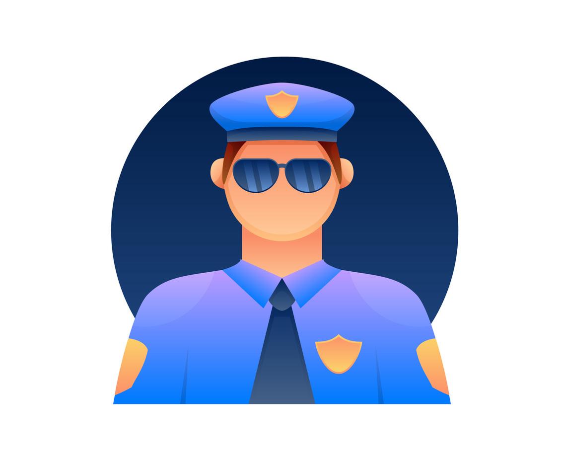 1136x936 Outstanding Police Officer Vectors Vector Art Amp Graphics
