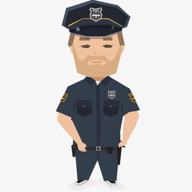 650x651 Uniformed Police Officers, Black, Uniform, Police Officer Png And