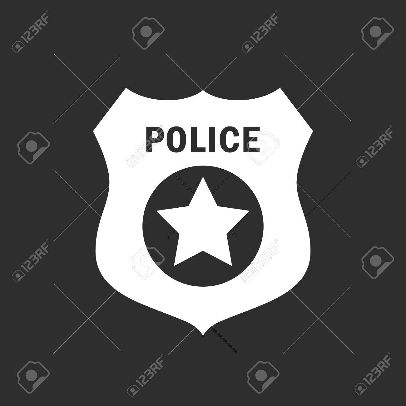 1300x1300 Free Police Shield Icon 931 Download Police Shield Icon