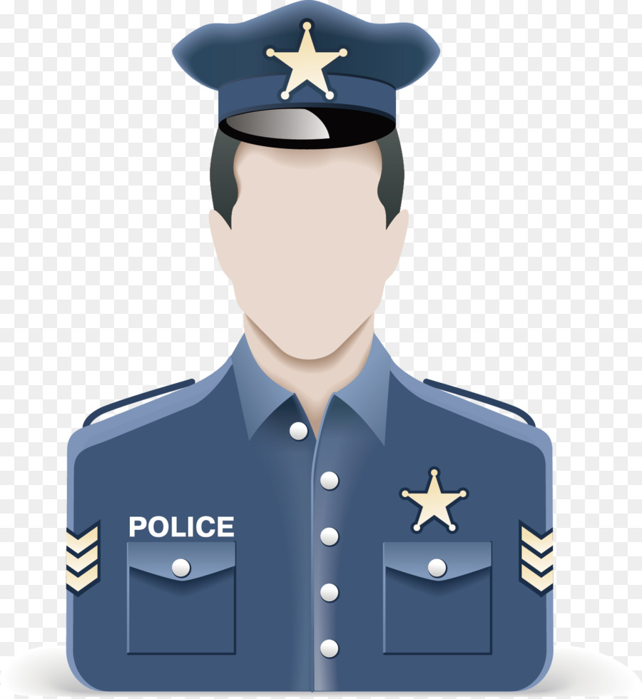 900x980 Law Euclidean Vector Police Officer Icon