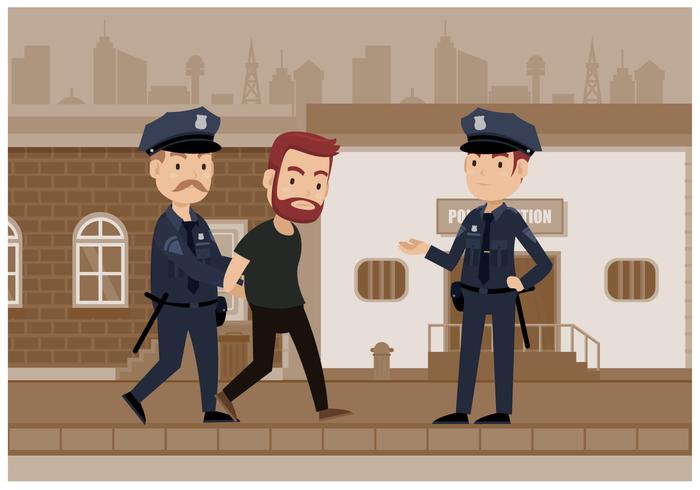 700x490 Police Free Vector Art