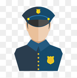 260x261 Police Vector Material Png, Vectors, Psd, And Clipart For Free