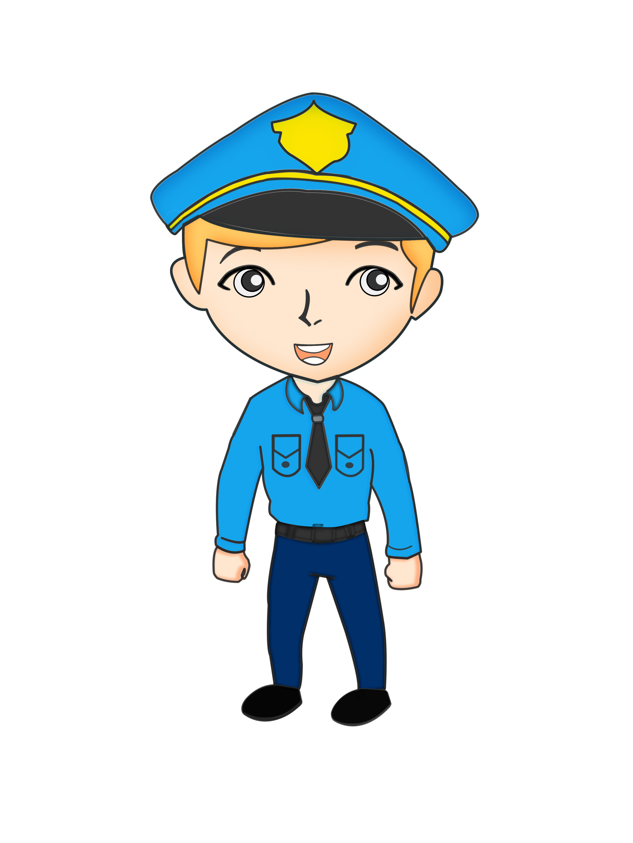 2500x3330 Young Police Vector Darwin Diose