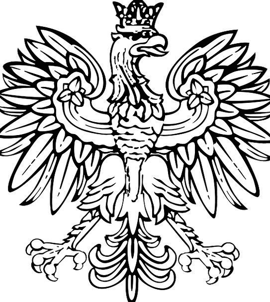 543x608 Poland, Crest, White Eagle, Coat Of Arms, Eagle, Arms, Crowned