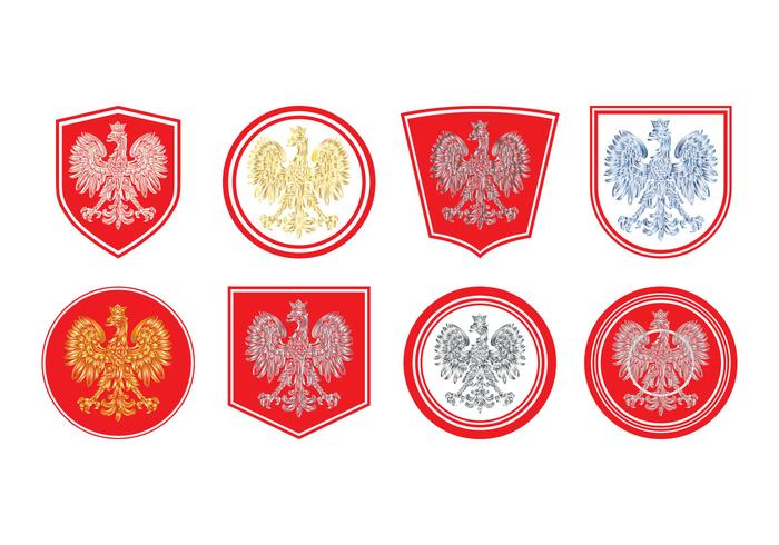 700x490 Polish Coat Of Arms Vector