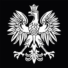 225x225 Polish Pride Eagle Symbol Emblem Coat Of Arms Svg, Dxf, Eps, Ai