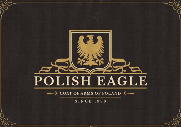 632x443 Free Polish Eagle Vector Logo Free Vector Download 395423 Cannypic