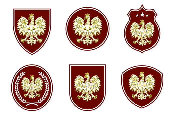 700x490 Polish Eagle Free Vector Art