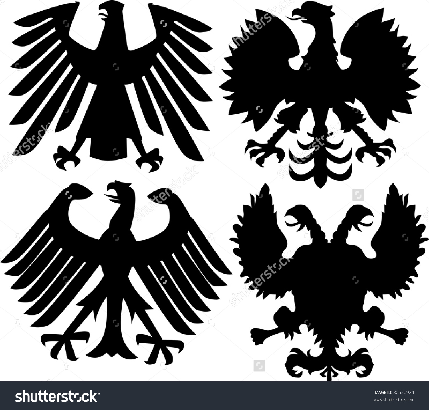1500x1433 Eagle Clipart German Eagle