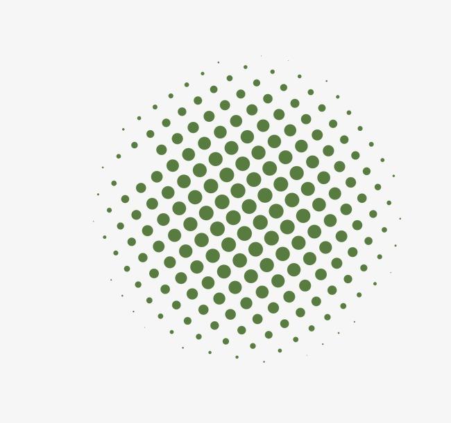 650x611 Gradient Polka Dot Texture, Gradient Vector, Dot Vector, Texture