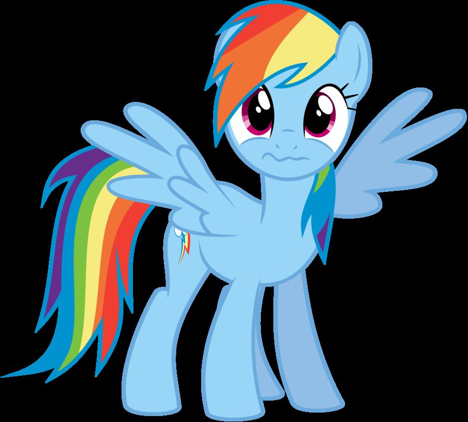 940x849 My Little Pony Vector