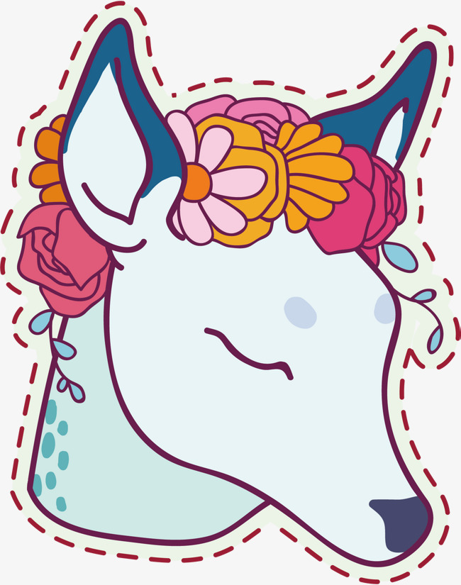 650x825 White Pony Vector, Hand, Pony, Head Portrait Png And Vector For