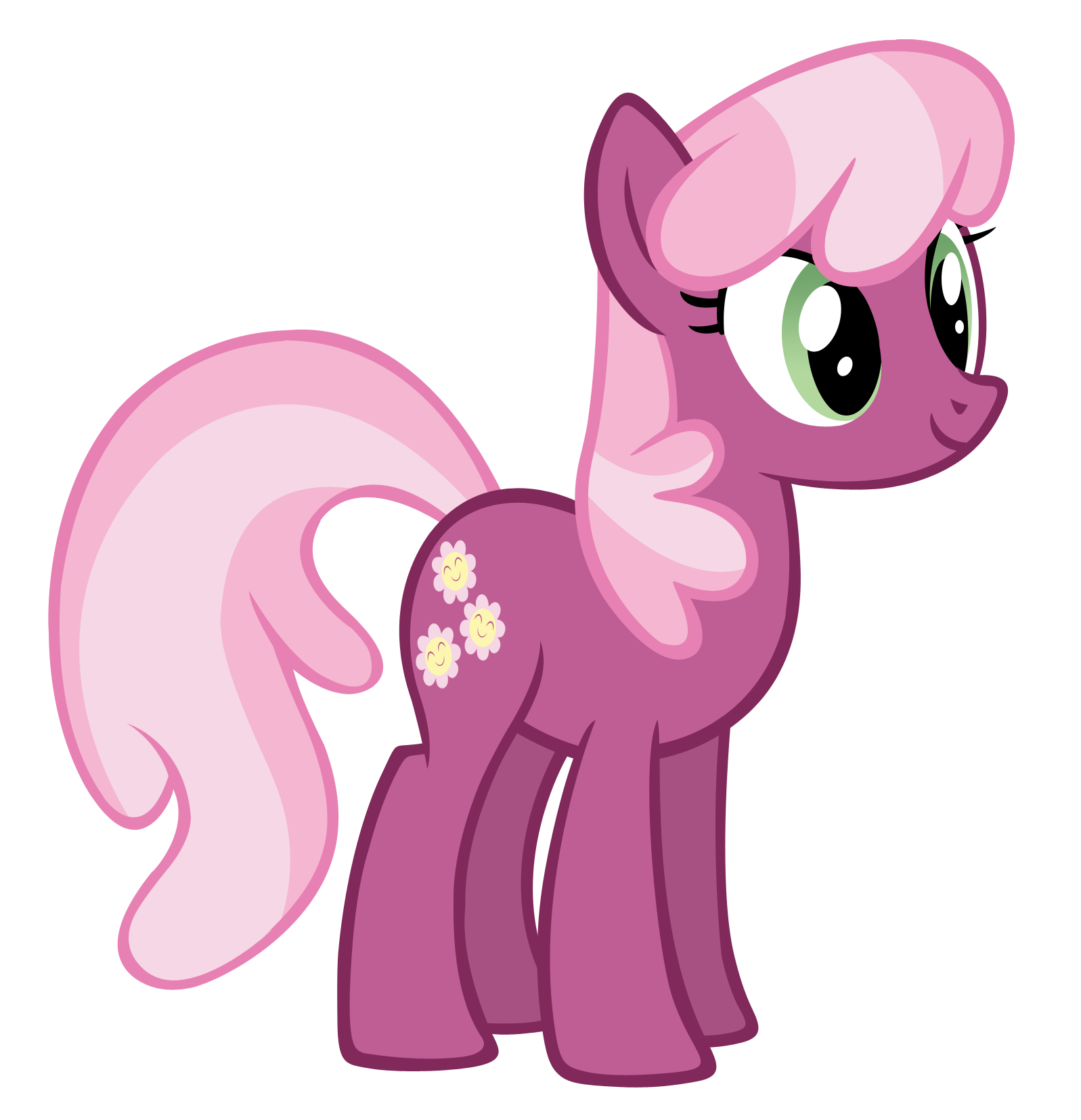 1597x1655 Collection Of Free Pony Vector Cheerilee. Download On Ubisafe