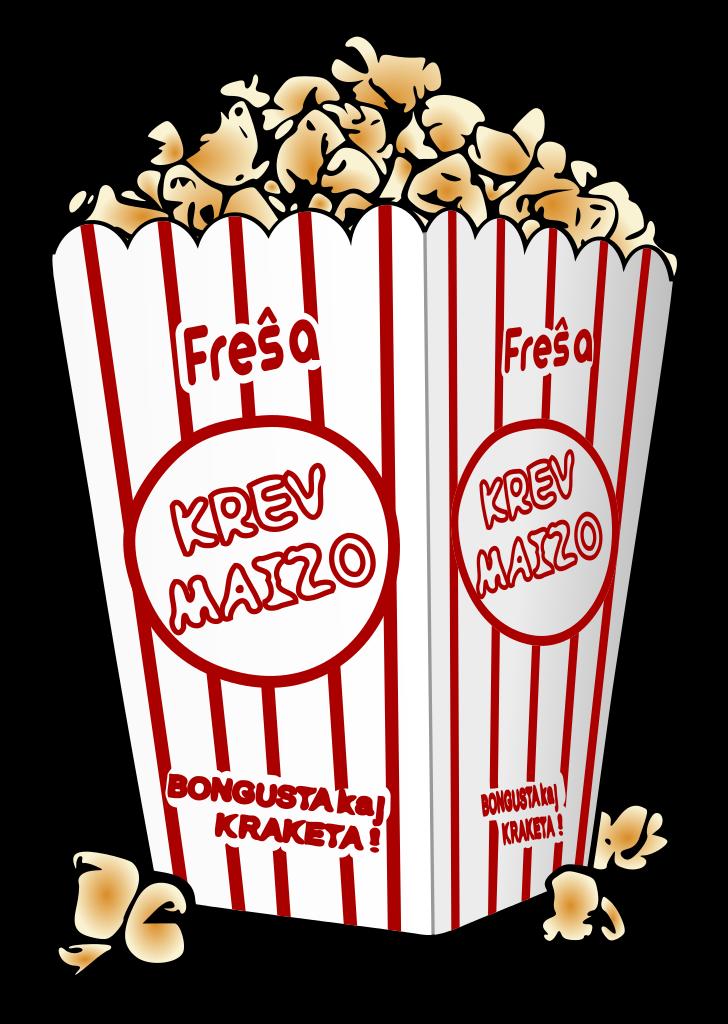 728x1024 Collection Of Free Popcorn Vector Kernel. Download On Ubisafe