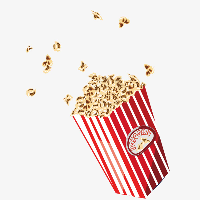 650x651 Popcorn Vector, Dynamic, The Film, Film Png And Vector For Free