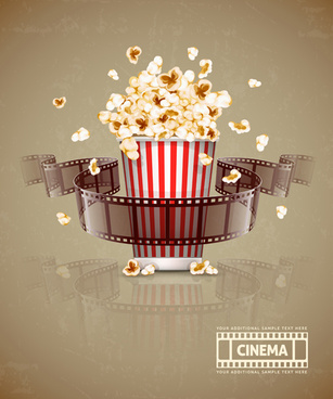 307x368 Popcorn Free Vector Download (54 Free Vector) For Commercial Use