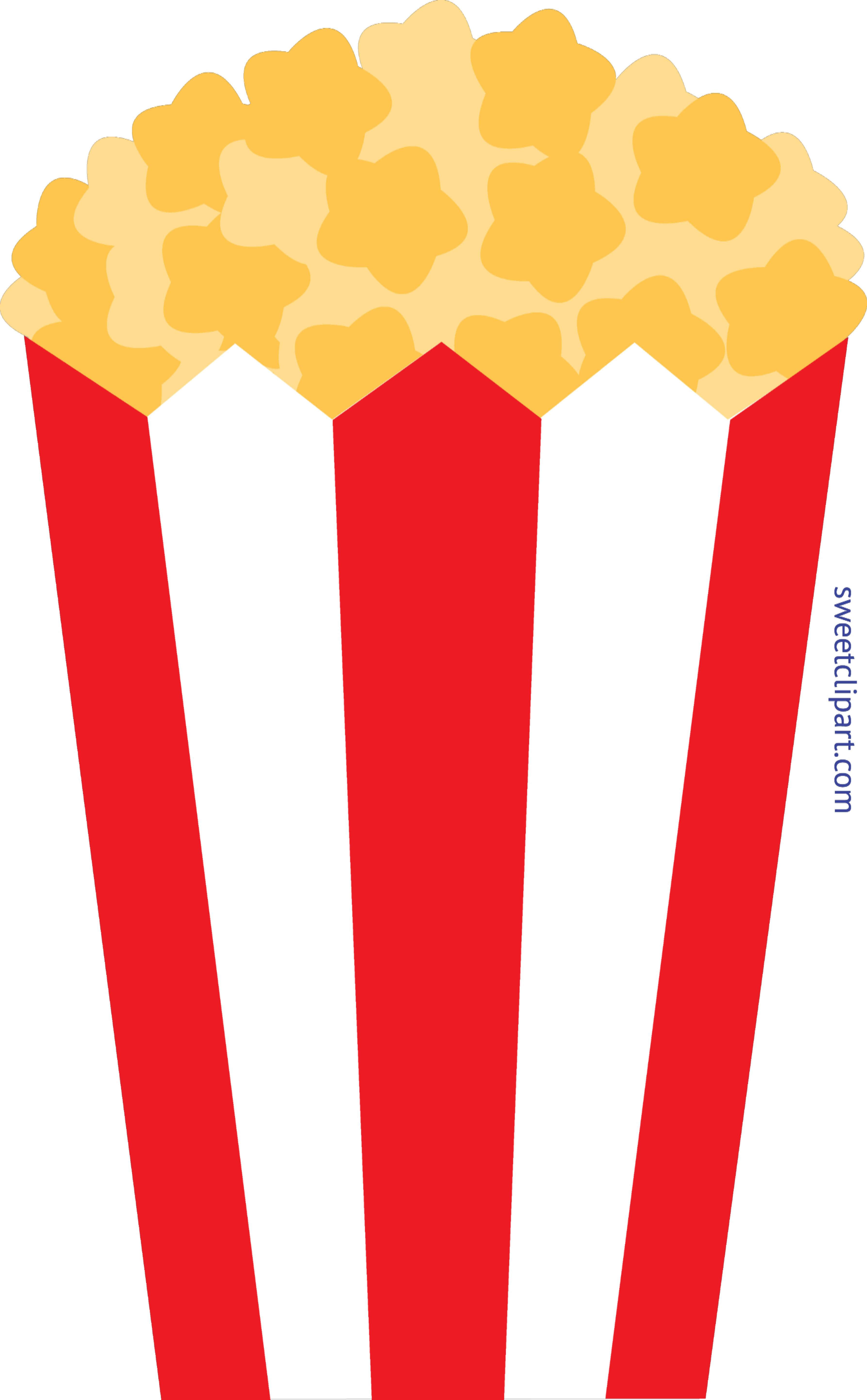 3575x5770 Collection Of Free Popcorn Vector Box. Download On Ubisafe