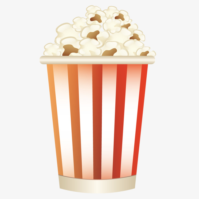 650x651 Delicious Popcorn Cinema, Popcorn Vector, Popcorn, Delicious Png