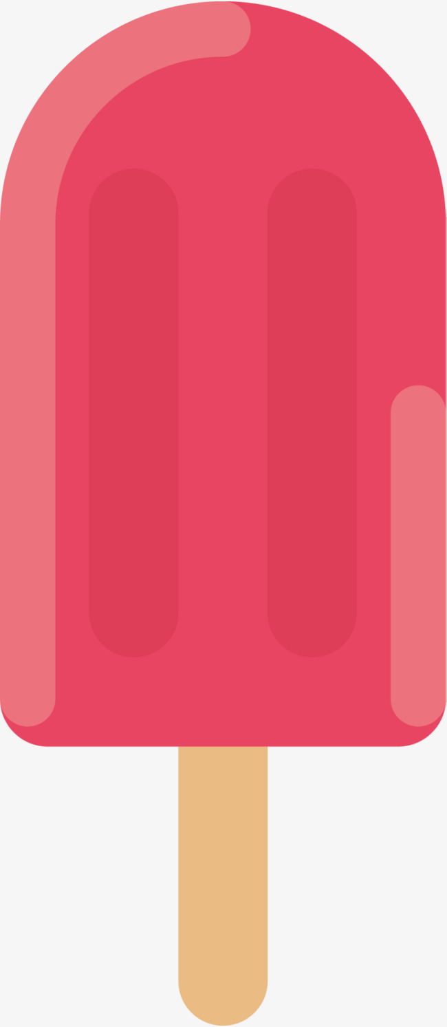 650x1492 Pink Popsicles Vector, Hand, Pink, Popsicle Png And Vector For