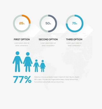 389x416 Proportion Of The Population Vector Chart, Chart Vector, Chart