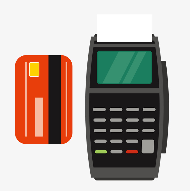 650x651 Vector Card Machine, Card Vector, Pos Machine, Bank Card Png And