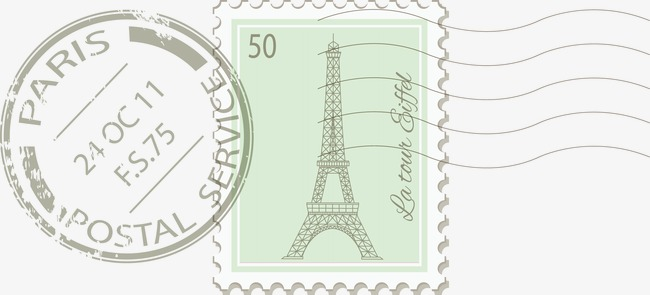 650x295 Stamp, Frame, Postcard Png And Vector For Free Download