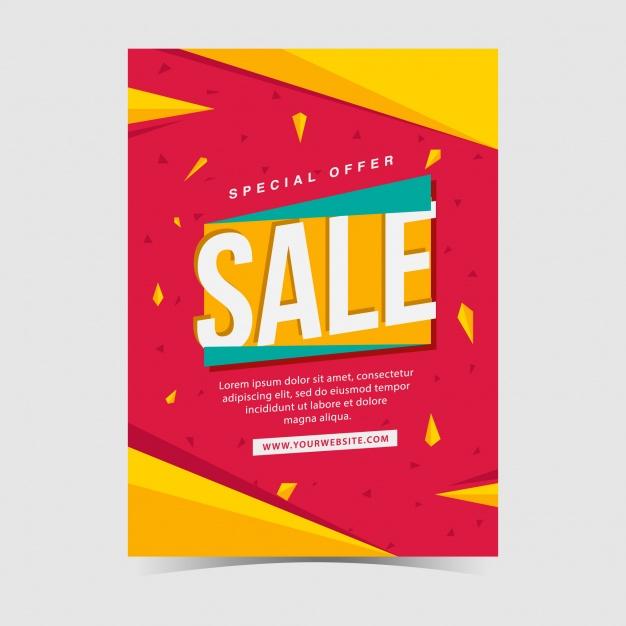 626x626 Poster Design Website Free Sales Poster Design Vector Free