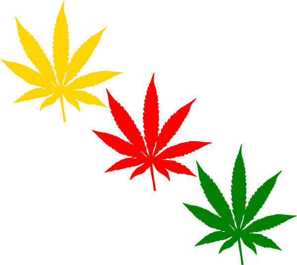 Pot Leaf Vector