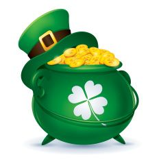 235x235 This Cute And Adorable Leprechaun Clip Art Is Great For Use On
